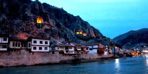 Amasya'da Bir Akşamüzeri
