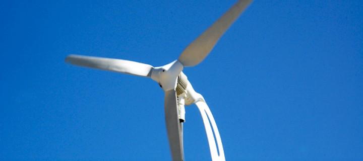Deniz Üstünde 'Rüzgar Çiftliği'