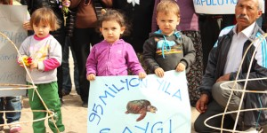 Çıralı'da 95 Milyon Yıla Saygı Etkinliği Yapıldı