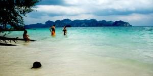Sırt Çantalının Uzak Yolculuğu; Krabi