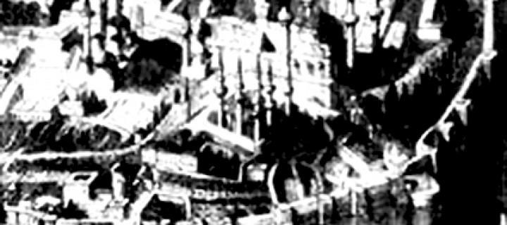 Yok Edilen Bizans Sarayı