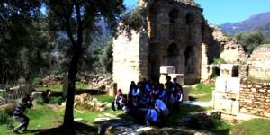 96 Çocuk Kentleriyle Tanıştı