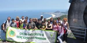 Doğa Koleji'nin Genç Kâşifleri Amazonlar'ı Keşfetti
