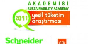 '2011 Yeşil Tüketim Araştırması'