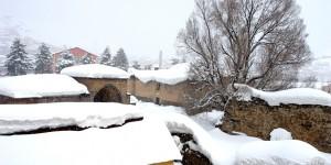 2012 Yılı Bitlis Kışı ve Anıtsal Eserler