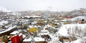 2012 Yılı Bitlis Kışı ve Bitlis
