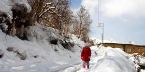 2012 Yılı Bitlis Kışı ve Bitlis Sokakları