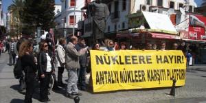 Akkuyu'da Nükleer Santral İçin Yapılan ÇED Toplantsı Göstermeliktir