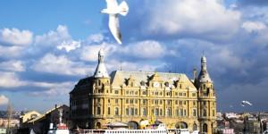 Kadıköy Tarihi Çarşısı Turizme Kazandırılıyor