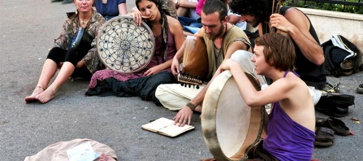 Sokakta Müzik