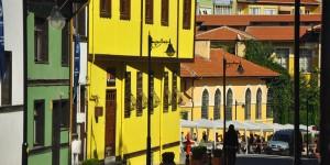 Eskişehir'in Modernleşmesine Adım Adım Tanık Olmak
