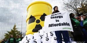 Hükümet Nükleer Konusunda Sınıfta Kaldı
