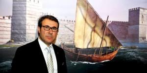 Yenikapı'nın Eski Gemileri Rahmi M. Koç Müzesi'ne Demir Attı
