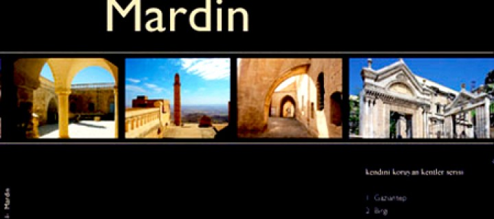 Kendini Koruyan Kentler Dizisi: Mardin Kitabı Yayımlandı