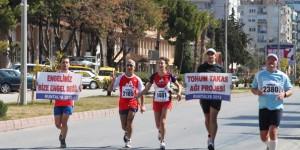 Görme Engelli Sporcu Necdet Turhan, Tohum Takas Kampanyasına Desteğini Sürdürüyor