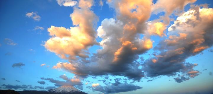 Ağrı Dağı ve Çılgın Bulutlar