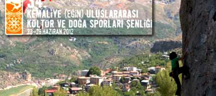 Kemaliye Uluslararası Kültür ve Doğa Sporları Şenliği