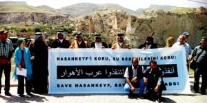 Hasankeyfliler ve Su Bedevileri'nden BM'ye Mektup