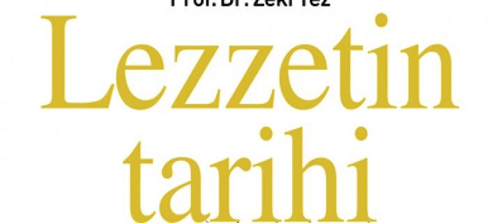 Lezzetin Tarihi