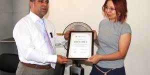 En İyi Korunan Şehir Diploması İmar Müdürlüğü'nde