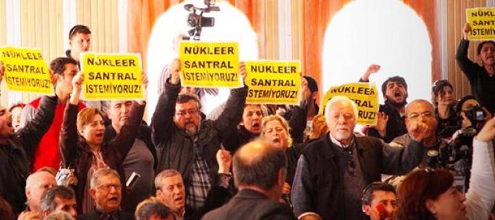 Greenpeace'ten Nükleere Karşı Dava