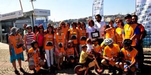 'Bisiklete Bin, Dünyayı Kurtar'