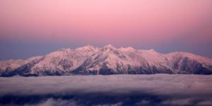Bulutların Üzerinde