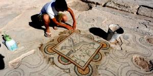 Hadrianoupolis Antik Kenti'nde Kazı Çalışmaları Başladı
