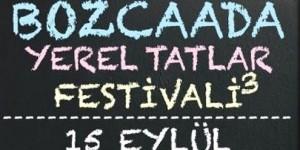 Bozcaada Yerel Tatlar Festivali