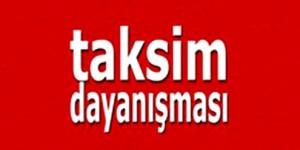 Taksim İçin Taksim'e