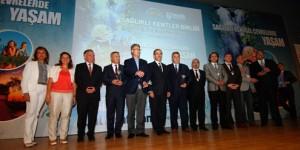 Sağlıklı Şehirler 2012 Ödülleri