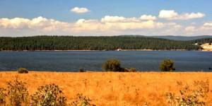 Seben Gölü'nde Sonbahar