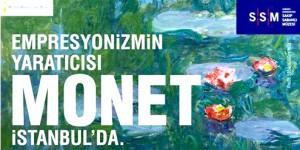 Empresyonizmin Yaratıcısı Monet İstanbul'da
