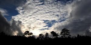 Anamas Kuzukulağı Yaylası ve Yağmur Bulutları