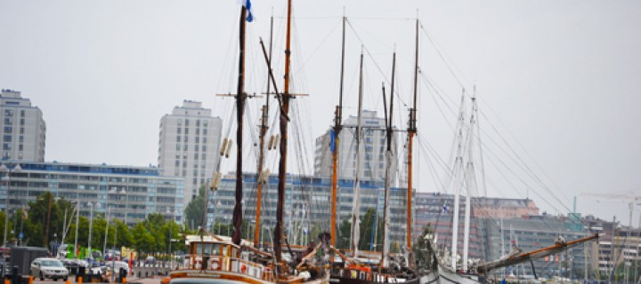 Helsinki'de Bir Ada; Suomenlinna