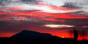 Anamas'ta Bir Güz Akşamüzeri