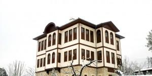 Safranbolu'da Kar