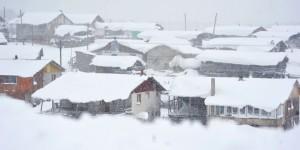Bolu Yaylalarında Bir Kış Günü