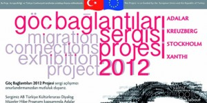 Adalar Müzesi'nden 'Göç Bağlantıları 2012 Projesi Sergisi'
