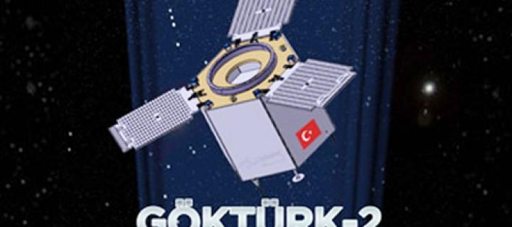 Göktürk – 2 Fırlatıldı