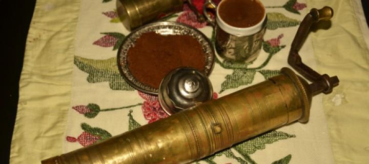 Eski Ellerin Emeği Kahve Değirmenleri