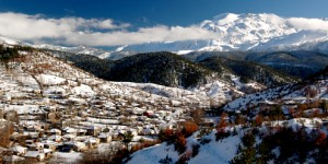 Yaka Köyü ve Dedegöl Dağı