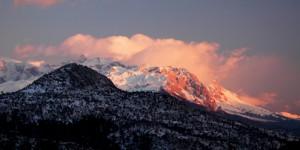 Kış, Akşam, Tynnada ve Dedegöl