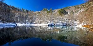 Yedigöller'de Kar Zamanı