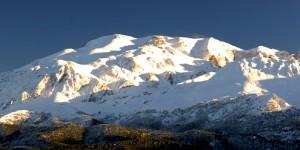 And Dağları'nın Buzulları Eriyor
