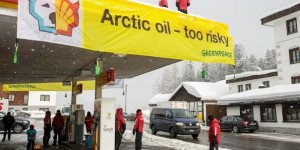 Shell Nerede Greenpeace Orada