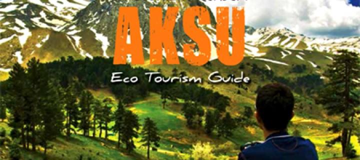 Aksu Ekoturizm Rehberi Yayımlandı