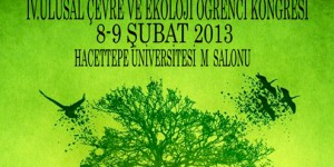 IV. Ulusal Çevre ve Ekoloji Kongresi