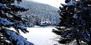 Cemreler Düşmeden Gölcük Gölü