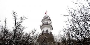 Göynük Zafer Kulesi Ve Kar